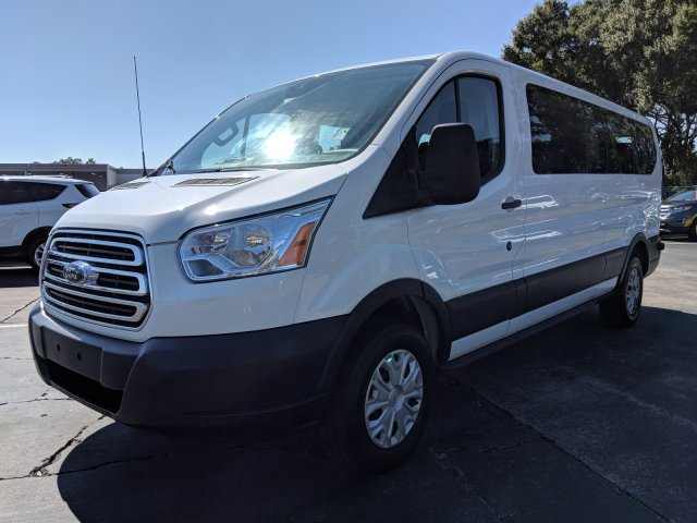 2018 Transit 350 Low Roof 4x2,  Passenger Wagon #CPO5199 - photo 5