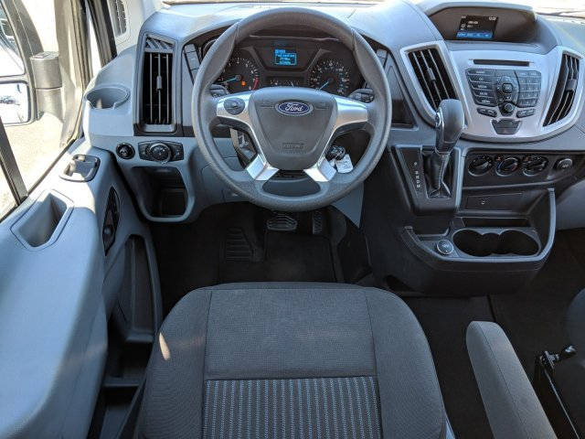 2018 Transit 350 Low Roof 4x2,  Passenger Wagon #CPO5201 - photo 14