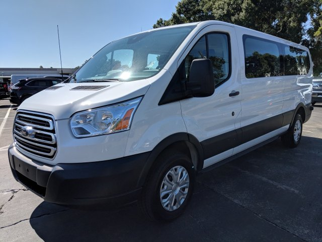 2018 Transit 350 Low Roof 4x2,  Passenger Wagon #CPO5201 - photo 5