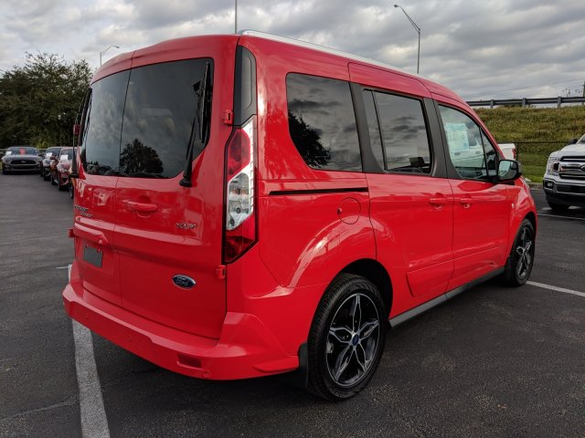 2018 Transit Connect 4x2,  Passenger Wagon #CPO5216 - photo 2