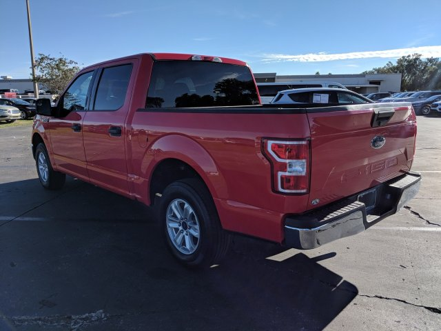 2018 F-150 SuperCrew Cab 4x2,  Pickup #CPO5394 - photo 5