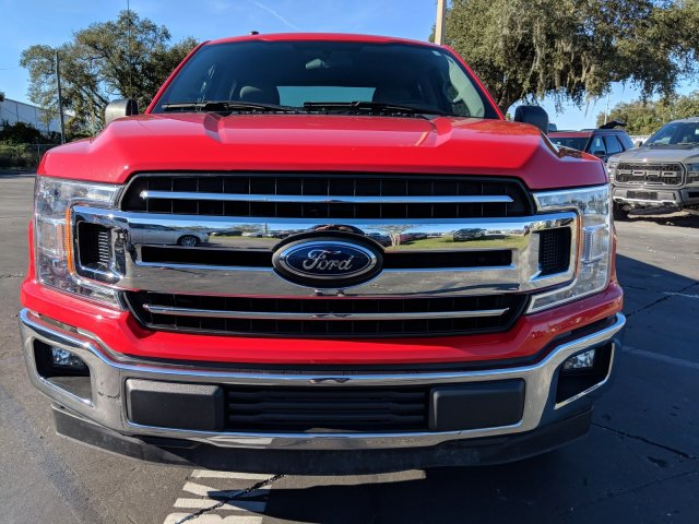2018 F-150 SuperCrew Cab 4x2,  Pickup #CPO5394 - photo 7