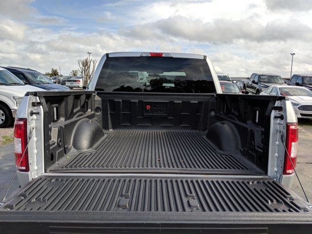 2018 F-150 SuperCrew Cab 4x2,  Pickup #CPO5449 - photo 10