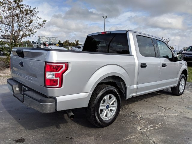 2018 F-150 SuperCrew Cab 4x2,  Pickup #CPO5449 - photo 2