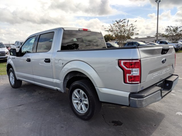 2018 F-150 SuperCrew Cab 4x2,  Pickup #CPO5449 - photo 4