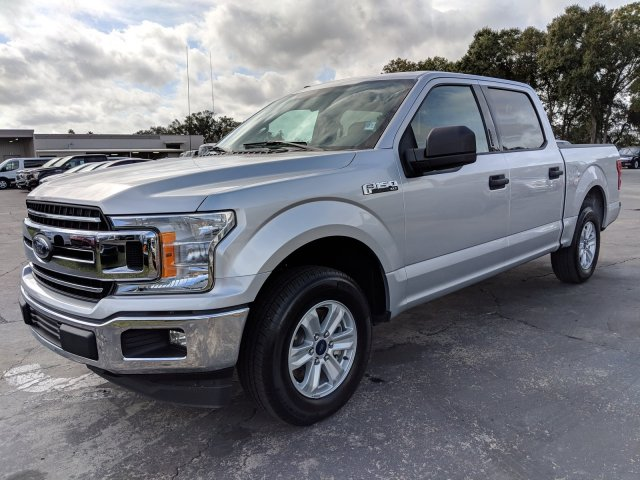 2018 F-150 SuperCrew Cab 4x2,  Pickup #CPO5449 - photo 5