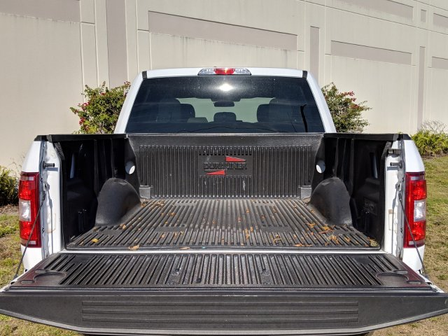 2018 F-150 SuperCrew Cab 4x2,  Pickup #CPO5504 - photo 10