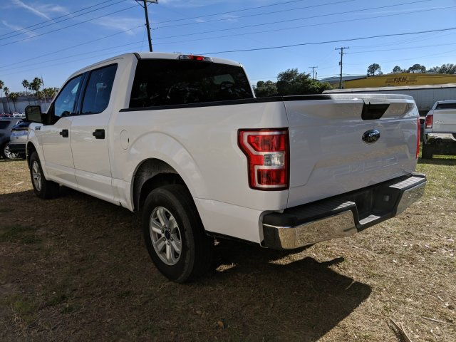 2018 F-150 SuperCrew Cab 4x2,  Pickup #CPO5504 - photo 4