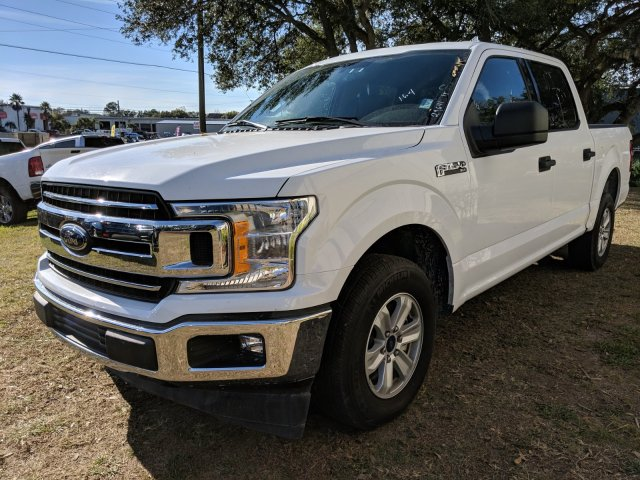 2018 F-150 SuperCrew Cab 4x2,  Pickup #CPO5504 - photo 5