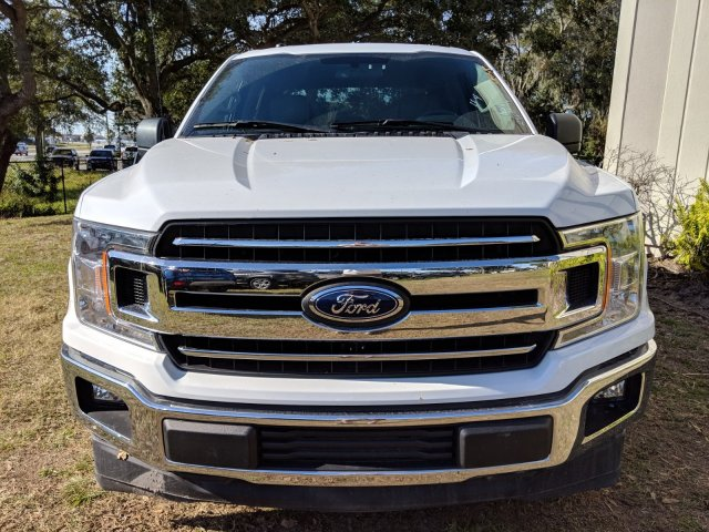 2018 F-150 SuperCrew Cab 4x2,  Pickup #CPO5504 - photo 6