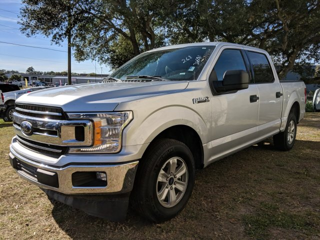 2018 F-150 SuperCrew Cab 4x2,  Pickup #CPO5505 - photo 5