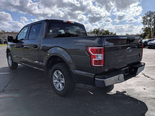 2018 F-150 SuperCrew Cab 4x2,  Pickup #CPO5510 - photo 4