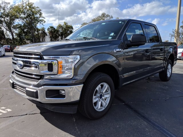 2018 F-150 SuperCrew Cab 4x2,  Pickup #CPO5510 - photo 5
