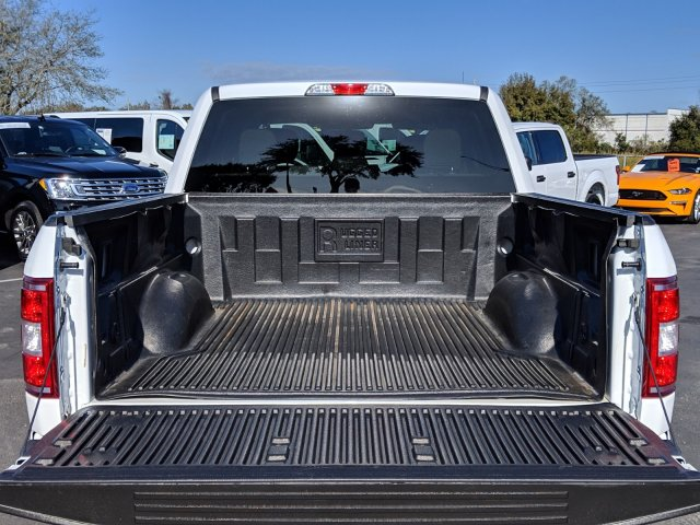 2018 F-150 SuperCrew Cab 4x2,  Pickup #CPO5511 - photo 10