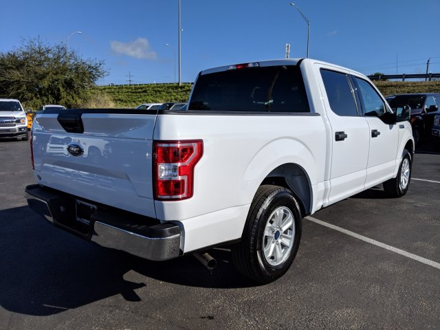 2018 F-150 SuperCrew Cab 4x2,  Pickup #CPO5511 - photo 2