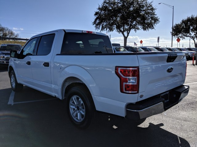 2018 F-150 SuperCrew Cab 4x2,  Pickup #CPO5511 - photo 4