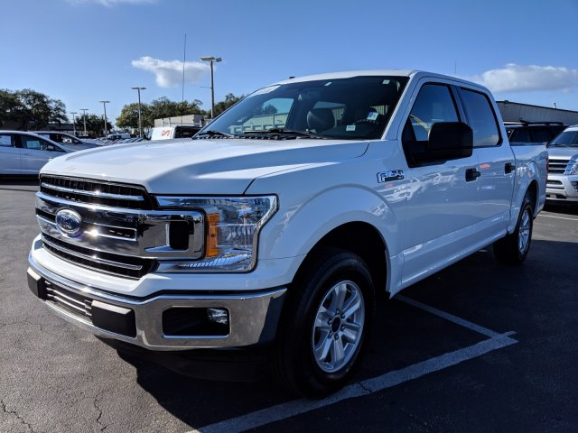 2018 F-150 SuperCrew Cab 4x2,  Pickup #CPO5511 - photo 5