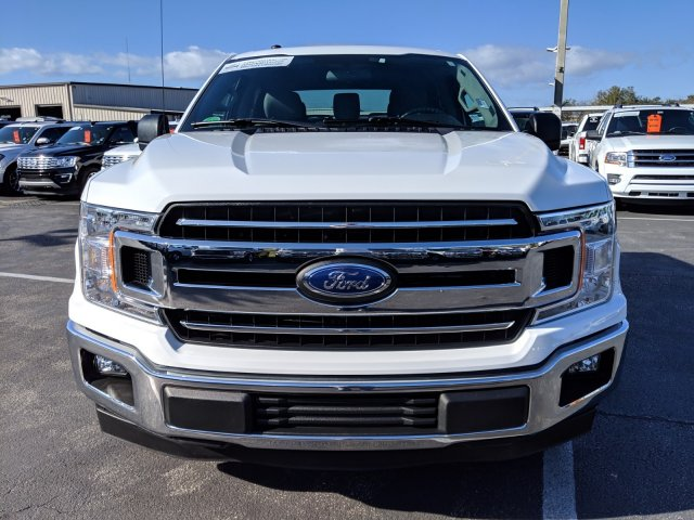 2018 F-150 SuperCrew Cab 4x2,  Pickup #CPO5511 - photo 6
