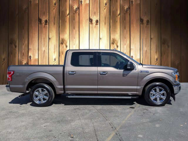 2018 F-150 SuperCrew Cab 4x2, Pickup #CPO7318 - photo 1