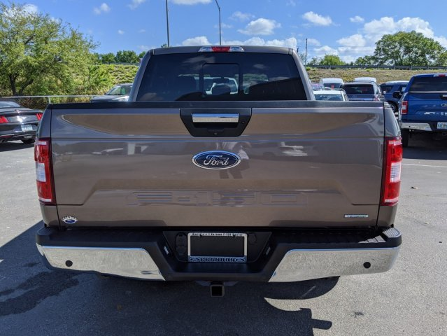 2018 F-150 SuperCrew Cab 4x2, Pickup #CPO7318 - photo 10