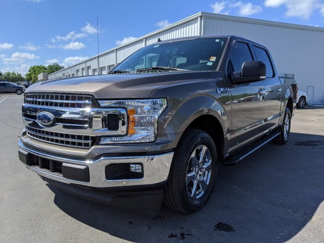 2018 F-150 SuperCrew Cab 4x2, Pickup #CPO7318 - photo 3
