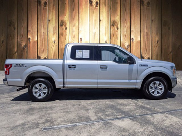 2019 F-150 SuperCrew Cab 4x2, Pickup #CPO7446 - photo 1