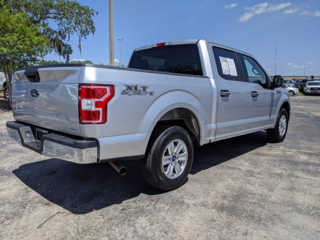 2019 F-150 SuperCrew Cab 4x2, Pickup #CPO7446 - photo 2