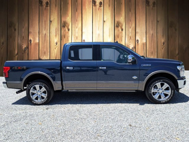 2018 F-150 SuperCrew Cab 4x4, Pickup #CPO7493 - photo 1