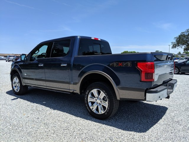 2018 F-150 SuperCrew Cab 4x4, Pickup #CPO7493 - photo 10