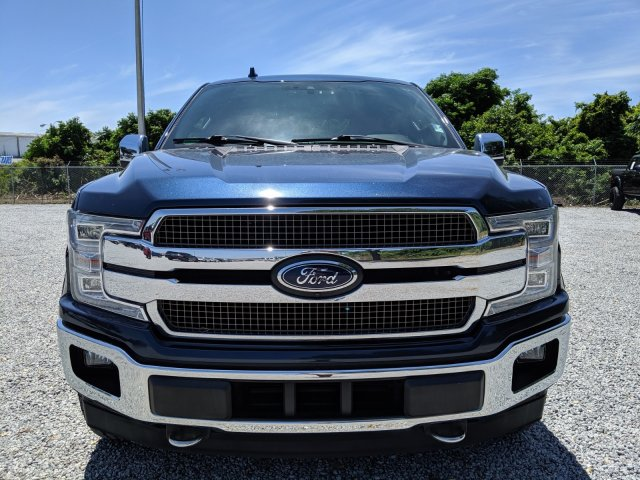 2018 F-150 SuperCrew Cab 4x4, Pickup #CPO7493 - photo 11