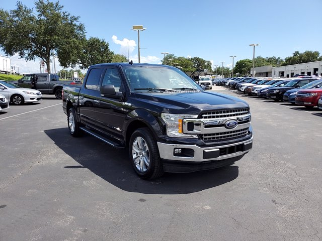 2020 Ford F-150 SuperCrew Cab RWD, Pickup #CPO7736 - photo 2