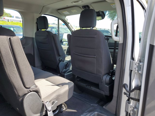 2020 Ford Transit 350 Low Roof RWD, Passenger Wagon #CPO7851 - photo 13