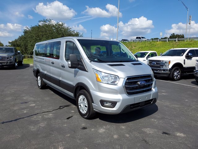 2020 Ford Transit 350 Low Roof RWD, Passenger Wagon #CPO7851 - photo 4