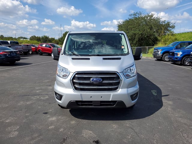 2020 Ford Transit 350 Low Roof RWD, Passenger Wagon #CPO7851 - photo 5