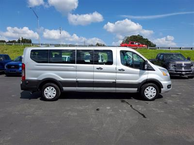 2020 Ford Transit 350 Low Roof RWD, Passenger Wagon #CPO7851 - photo 3