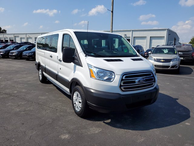 2019 Ford Transit 350 Low Roof 4x2, Passenger Wagon #CPO7853 - photo 1