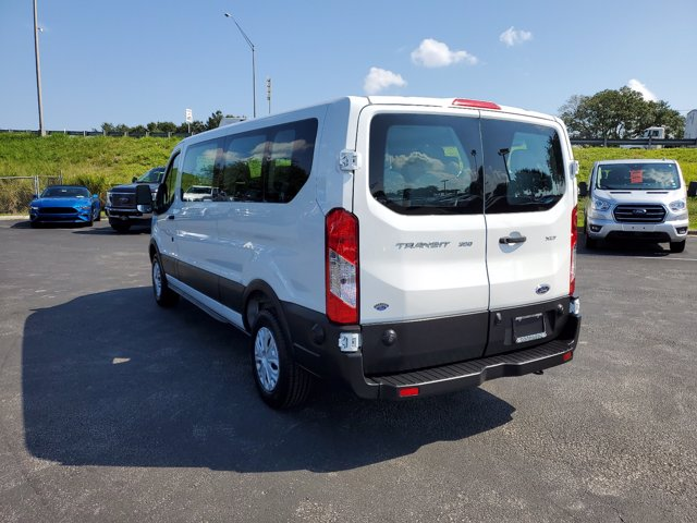 2019 Ford Transit 350 Low Roof RWD, Passenger Wagon #CPO7853 - photo 7