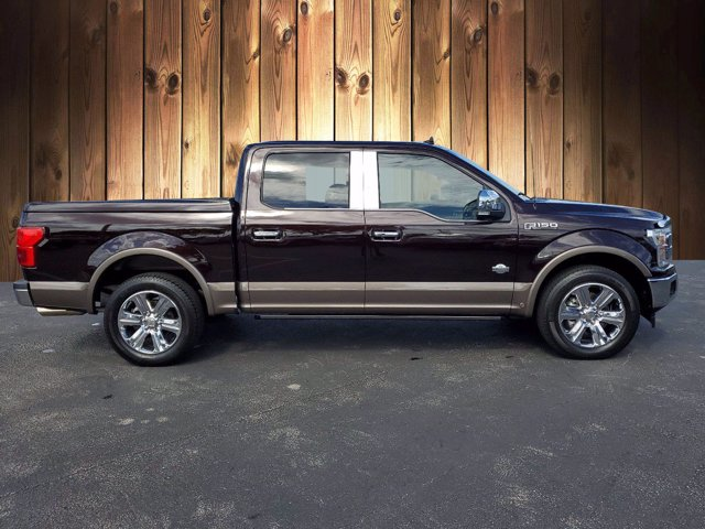 2018 Ford F-150 SuperCrew Cab RWD, Pickup #CPO7855 - photo 1