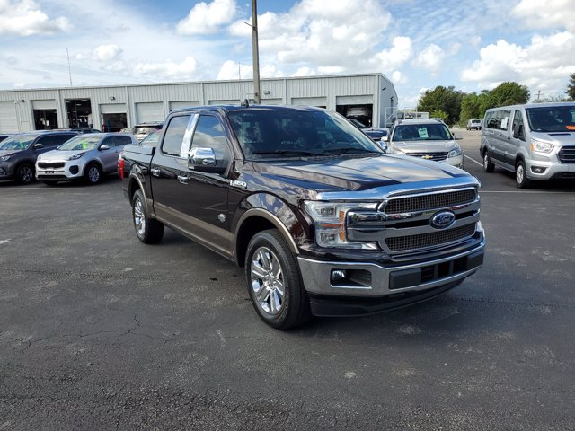 2018 Ford F-150 SuperCrew Cab RWD, Pickup #CPO7855 - photo 2