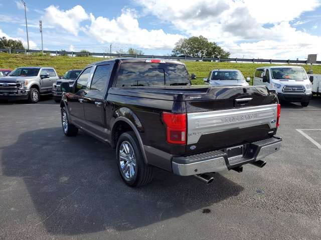 2018 Ford F-150 SuperCrew Cab RWD, Pickup #CPO7855 - photo 4