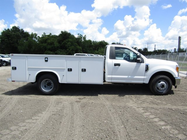 2017 F-350 Regular Cab DRW, Knapheide Service / Utility Body #H4561 - photo 3