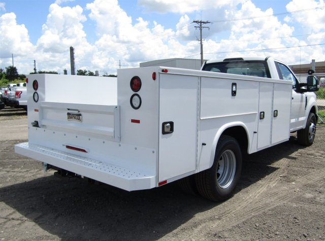 2017 F-350 Regular Cab DRW, Knapheide Service / Utility Body #H4561 - photo 2
