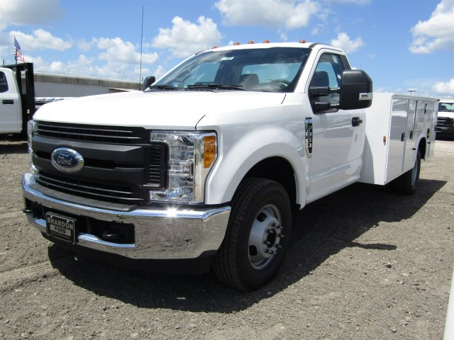 2017 F-350 Regular Cab DRW, Knapheide Service / Utility Body #H4561 - photo 6