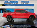 2017 F-150 Crew Cab 4x4 Pickup #H4837 - photo 1
