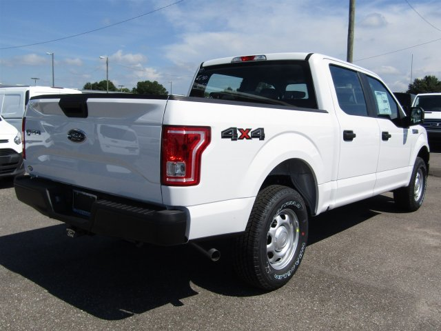 2017 F-150 Crew Cab 4x4 Pickup #H5324 - photo 2