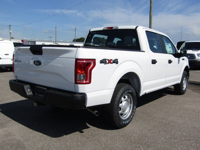 2017 F-150 Crew Cab 4x4 Pickup #H5335 - photo 2