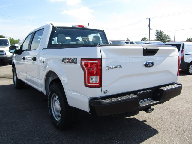 2017 F-150 Crew Cab 4x4 Pickup #H5335 - photo 4