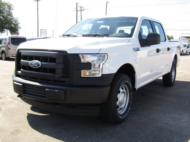 2017 F-150 Crew Cab 4x4 Pickup #H5335 - photo 5