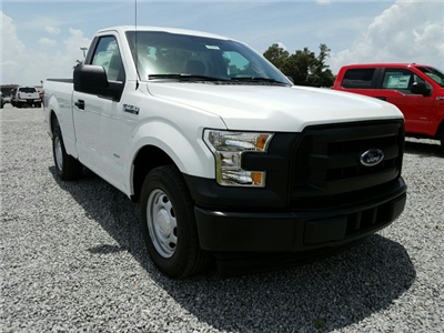 2017 F-150 Regular Cab Pickup #H6222 - photo 8