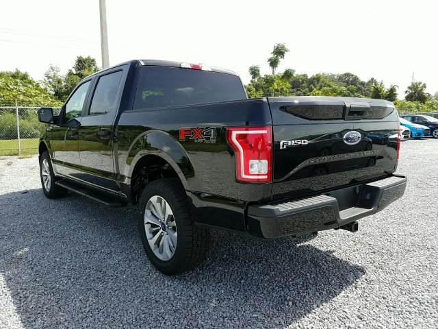 2017 F-150 Crew Cab 4x4 Pickup #H6304 - photo 5